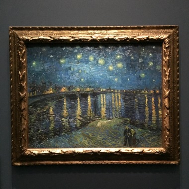 "It's no ""Starry Night,"" but it will do."