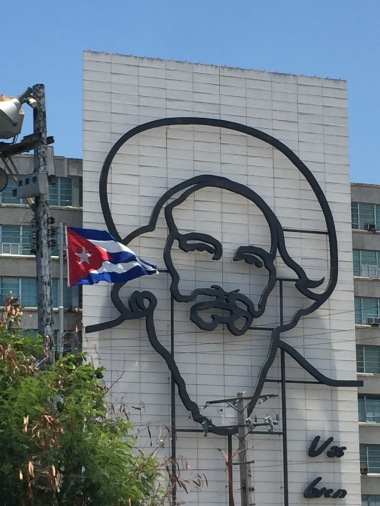 Revolution Square.